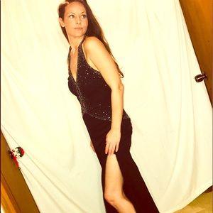 Dresses & Skirts - ABSOLUTELY STUNNING CLASSIC RETRO FORMAL DRESS M